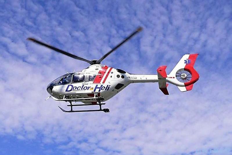 中日本航空、ドクターヘリ需要対応−医療関連を充実   自動車・輸送機 ...