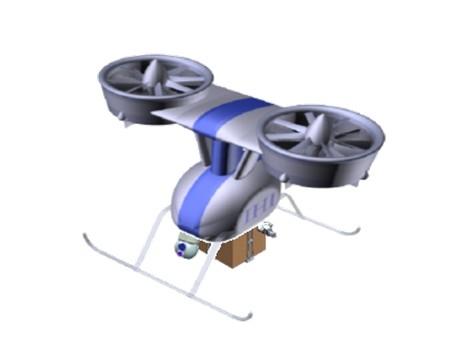 IHI、無人航空機に参入−救援物資、孤立地域にピストン輸送 ...