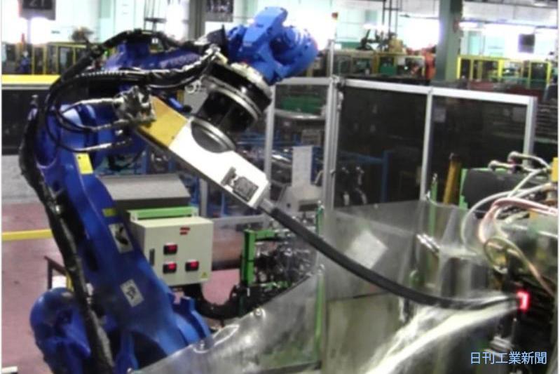 エイチワン、超ハイテン材部品量産−3DQ技術で適用車種拡大、軽量化 ...