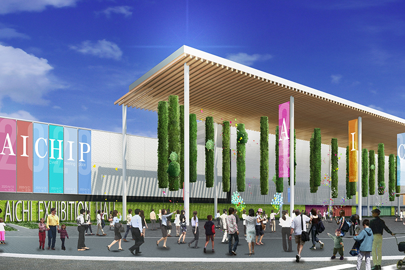 愛知県、国際展示場を保税施設に...