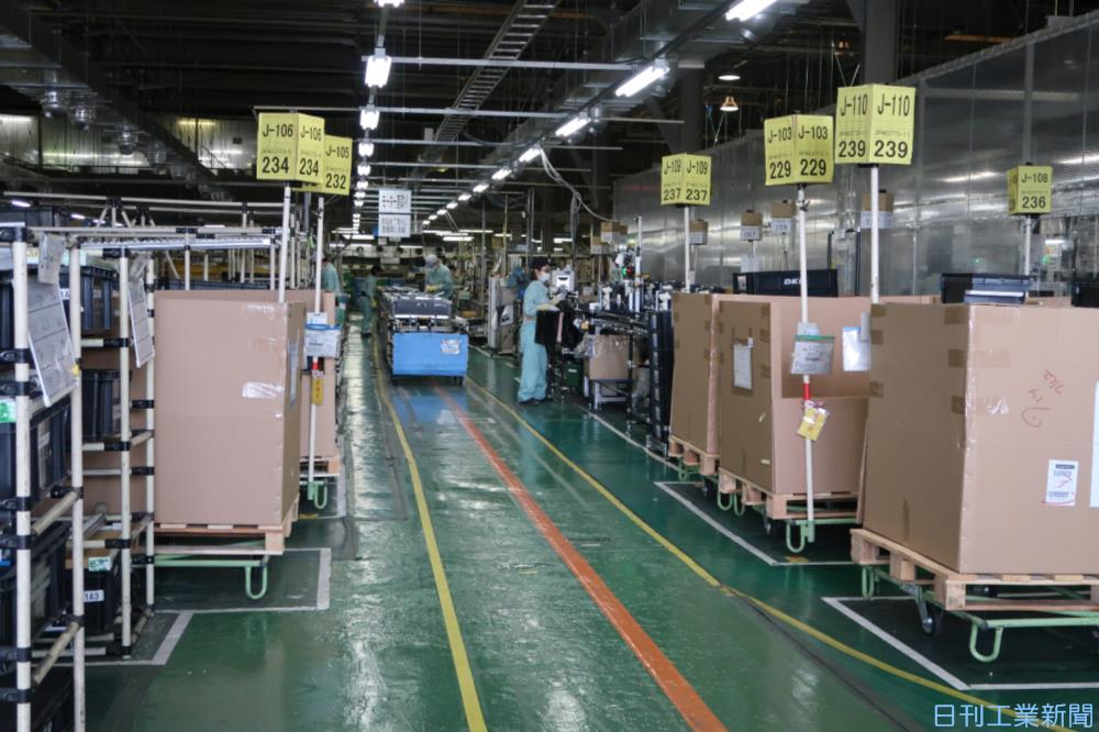 ダイキン、工場スマート化−IoT使い部品1個ごと品質確認 ...