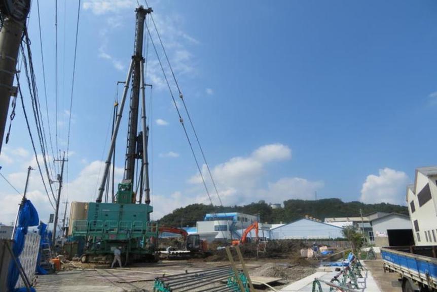 清水、形鋼の新工場 在庫・加工機能を再配置
