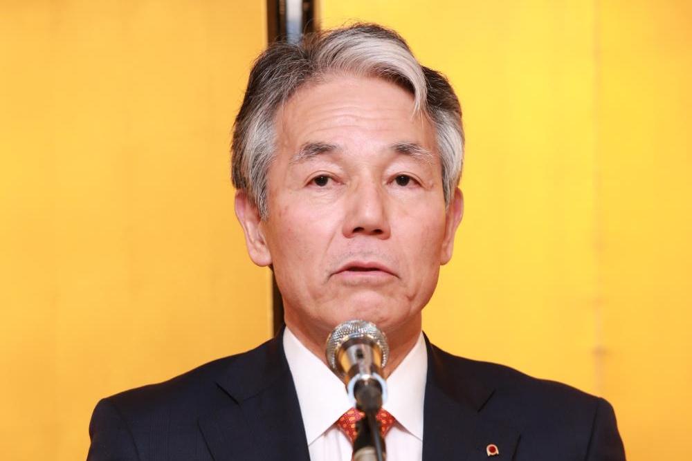日鍛工、坂木会長就任を正式発表 「新しい発想の機械を」