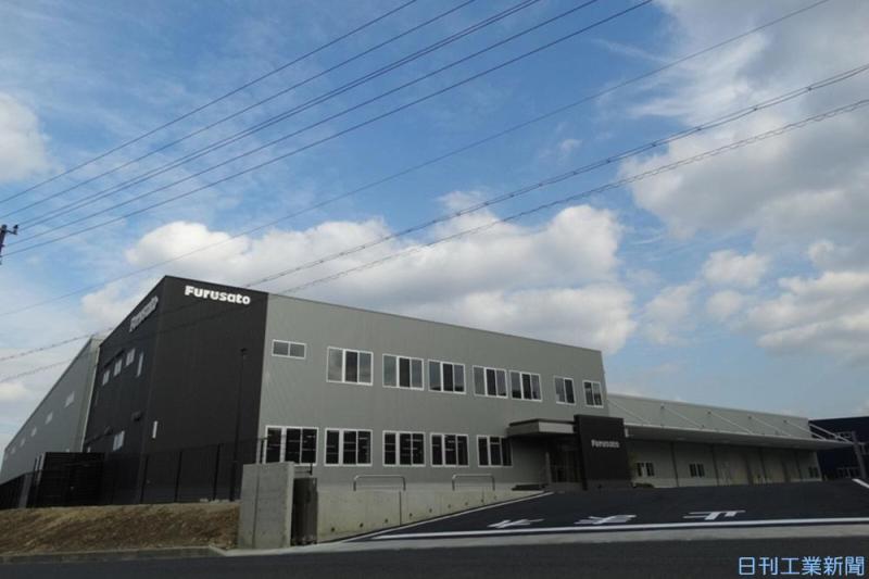 フルサト工業、滋賀に建築資材で第2工場 プレス資材生産   建設・住宅 ...