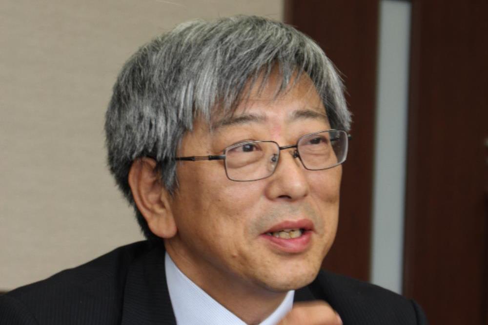 MF-TOKYO2019/インタビュー(2)コマツ産機社長・北出安志氏 機械で生産技術をサポート